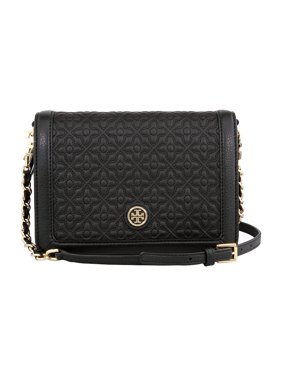 94f29215bd8 Product Image Tory Burch Bryant Ladies Small Quilted Combo Leather  Crossbody Bag 18169684001