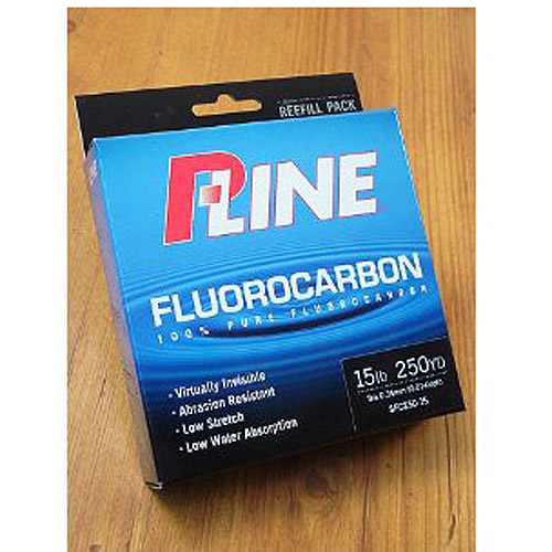 P-Line Soft Fluorocarbon Fishing Line by Generic