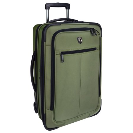 - Siena 21 Rolling Hybrid Carry-On Garment Bag, Assorted Colors