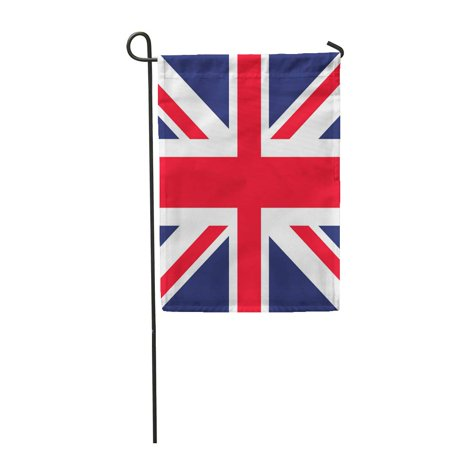 LADDKE Britain of The Flag United Kingdom Folds Front View Full Great Nation National Garden Flag Decorative Flag House Banner 12x18 inch](Flags Of The Nations)