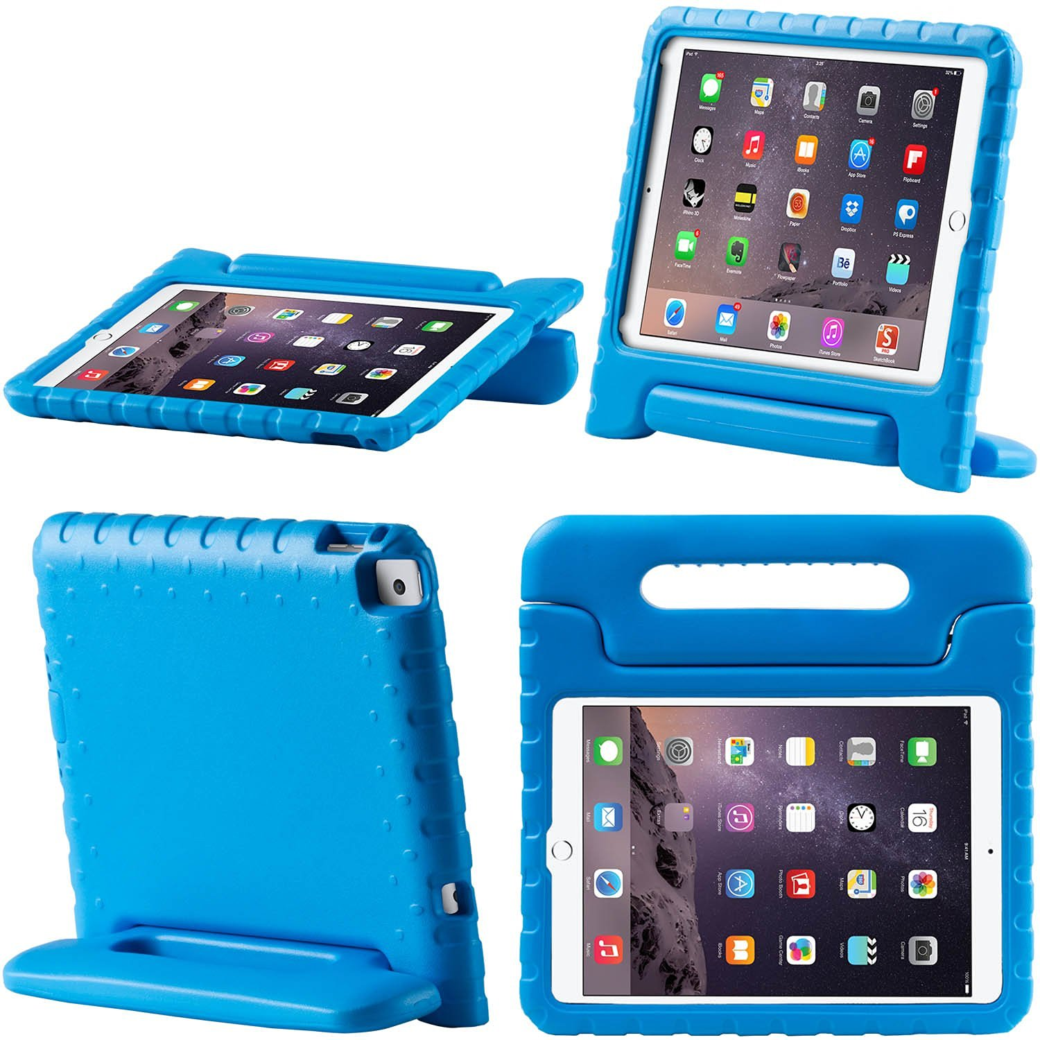 ArmorBox Kido Light Weight Convertible Stand Case for iPad Air 2