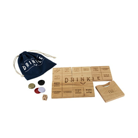 - Drinkle Beer Drinking Board Game by Foster & Rye