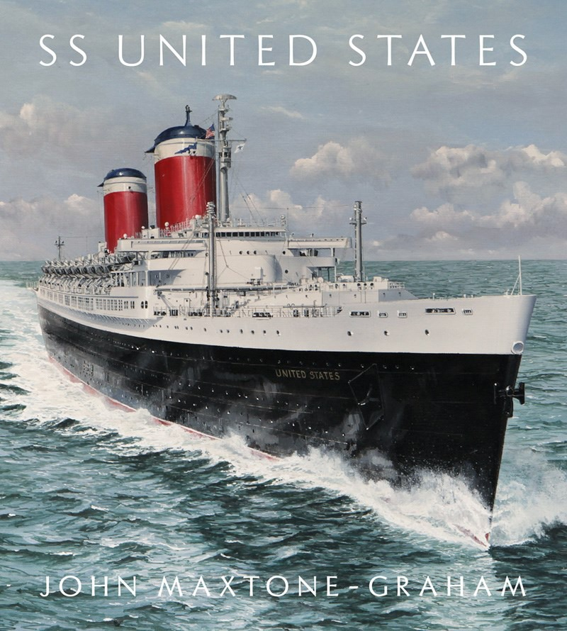 SS United States : Red, White, and Blue Riband, Forever