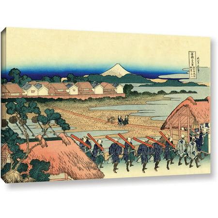 ArtWall Katsushika Hokusai