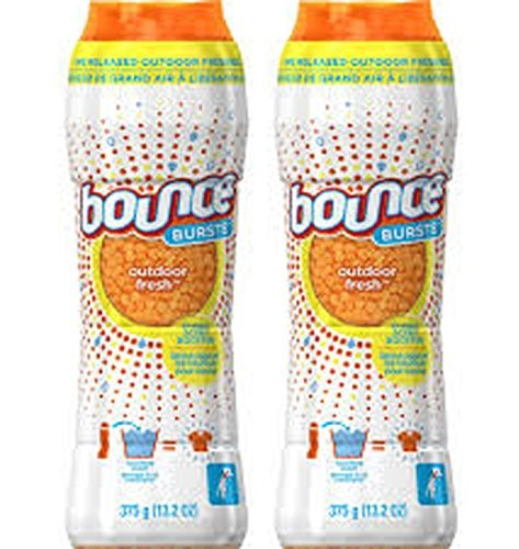 Bounce BURSTS In-Wash Laundry Scent Booster Outdoor Fresh - 13.2 fl oz