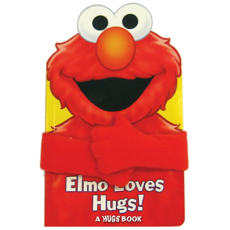 Sesame Street Elmo Loves Hugs! (Sesame Street Vampire Laugh)