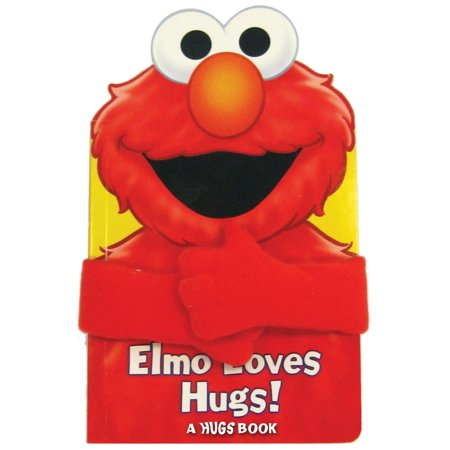Sesame Street Elmo Loves Hugs! (Sesame Street The Bear Went Over The Mountain)