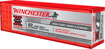 Winchester 22 Long Rifle 100 Rds
