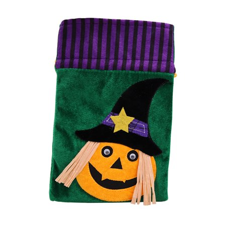 Halloween Cute Witches Candy Bag Packaging Children Party Storage Bag Gift](Cute Halloween Witches)