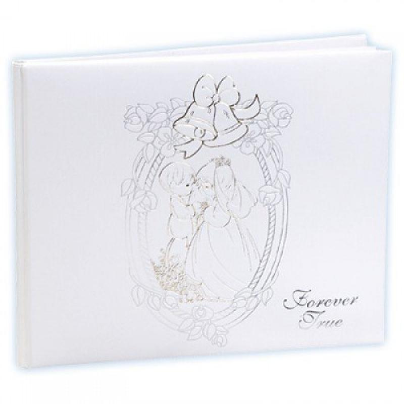 Precious Moments Wedding Gifts, Wedding Guest Book, #3038