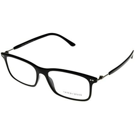 Giorgio Armani Men Eyeglasses Designer Frames of Life Black ...