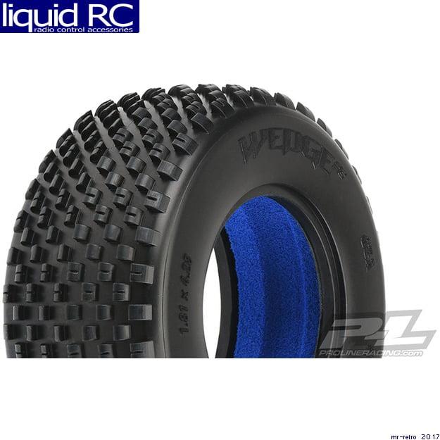 Pro-Line 10147-104 Front Wedge SC Z4 (Soft Carpet) Tire 2 :SC Truck