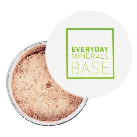 Everyday Minerals  Matte Base  Rosy Ivory 1C   17 oz   4 8 g