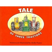 Tale of Three Tractors - eBook