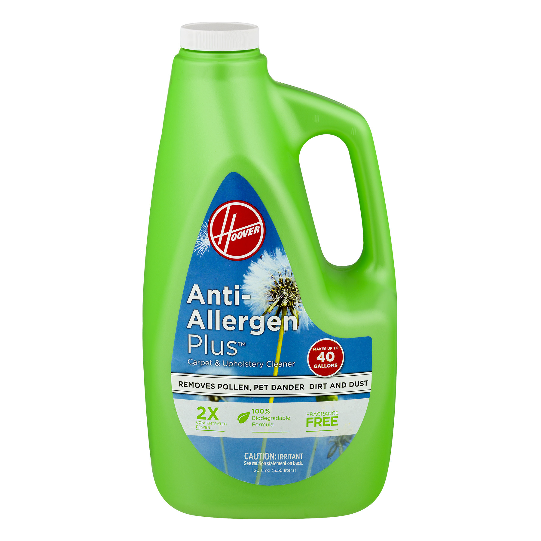 Anti-Allergen Plus Carpet & Upholstery Cleaner