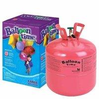 Balloon Time Disposable Helium Tank