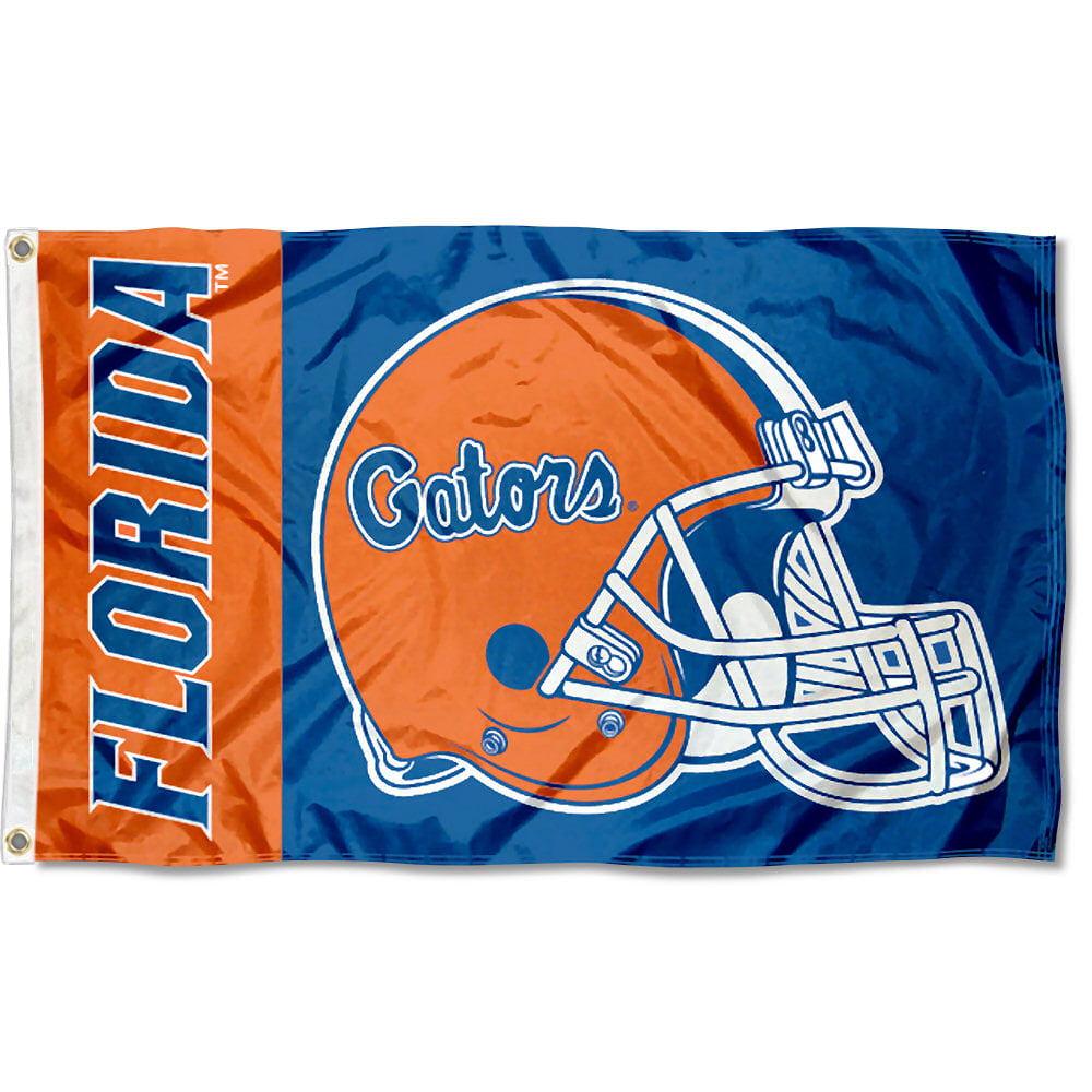 Florida Gators Football Helmet 3' x 5' Pole Flag