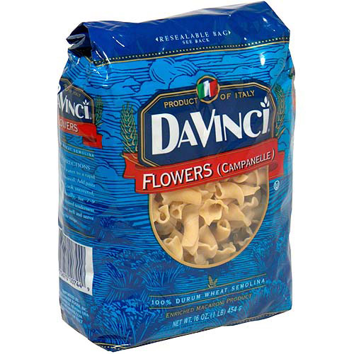 Davinci Flowers Macaroni Product, 16 oz (Pack of 12)