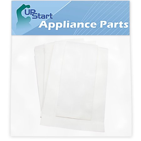 12 Replacement Singer SST010 Vacuum Bags - Compatible Singer SUB-1 Vacuum Bags (4-Pack - 3 Vacuum Bags per Pack) - image 1 of 4