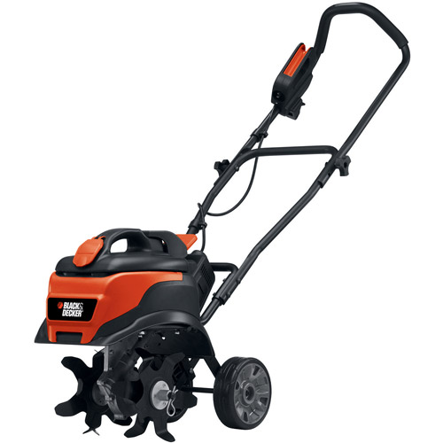 Black and Decker 8.3A Electric Garden Tiller