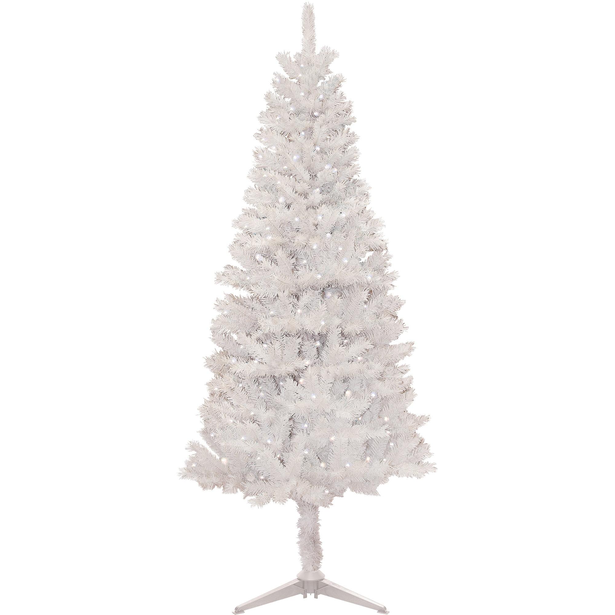 White Christmas Trees - Walmart.com