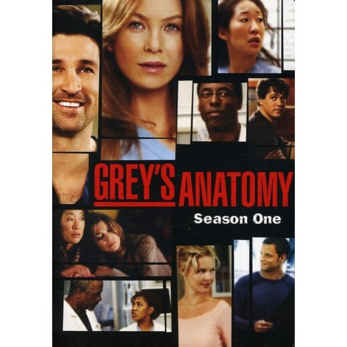 Grey's Anatomy: Season One (Widescreen)