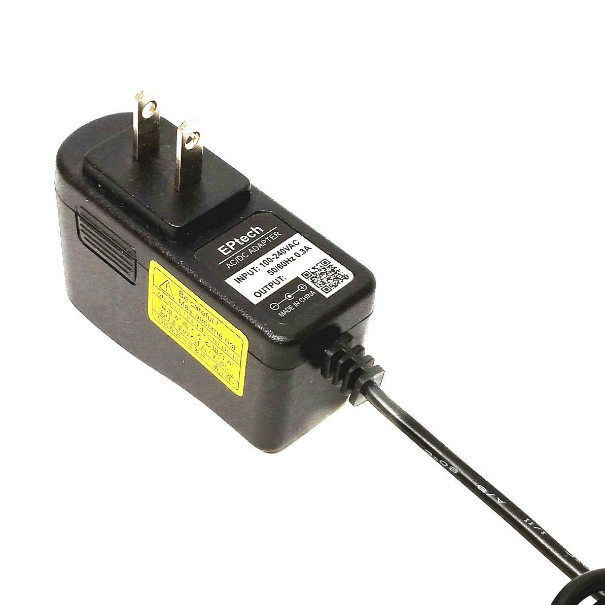 Accessory USA AC DC Adapter for Summer Infant 28630 28630A Fit Dual View Extra Camera Power Supply Cord