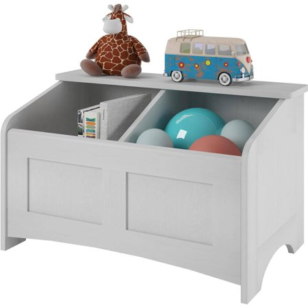 Cosco Cassidy Toy Chest, Federal White (Storage Chest Cover)