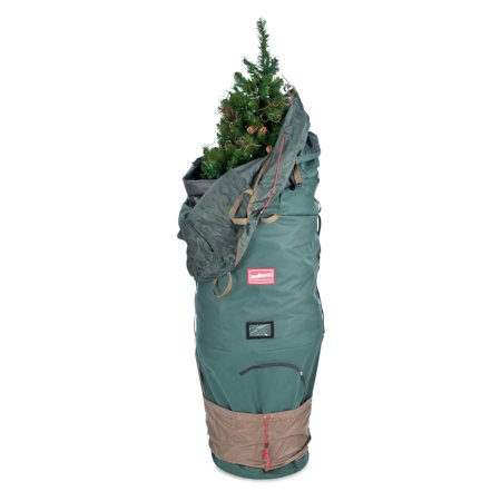 TreeKeeper Large Upright Tree Storage Bag (Best Way To Store Christmas Tree Lights)