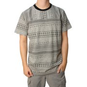 Famous Stars And Straps Men's Baja SS Knit Top Graphic T-Shirt
