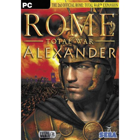 Total War : Rome - Alexander DLC, Sega, PC, [Digital Download],