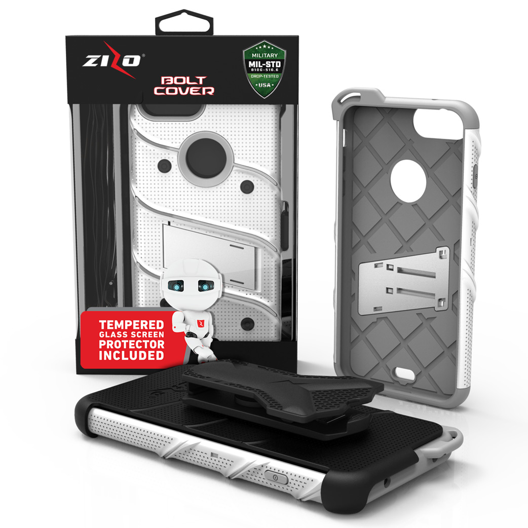 zizo bolt iphone 7 case