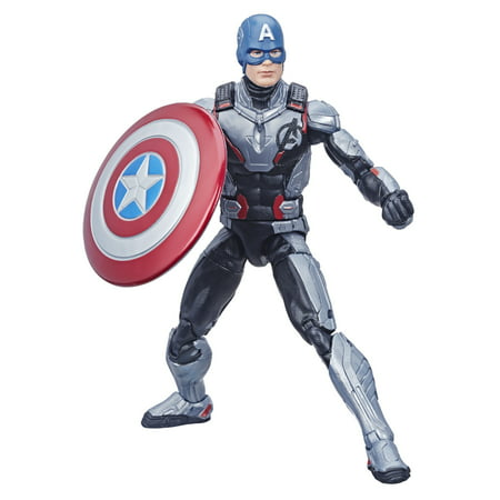 "Hasbro Marvel Legends Series Avengers: Endgame 6"" Captain America Figure"