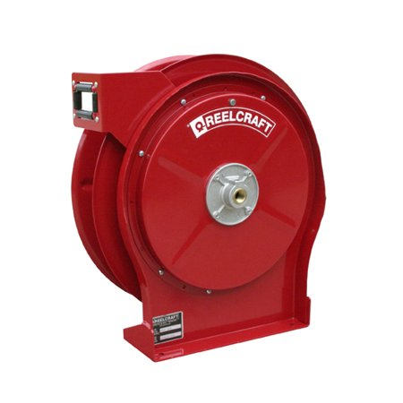 Reelcraft A5806 Olp 1 2 X 50Ft  500 Psi  Air   Water Without Hose