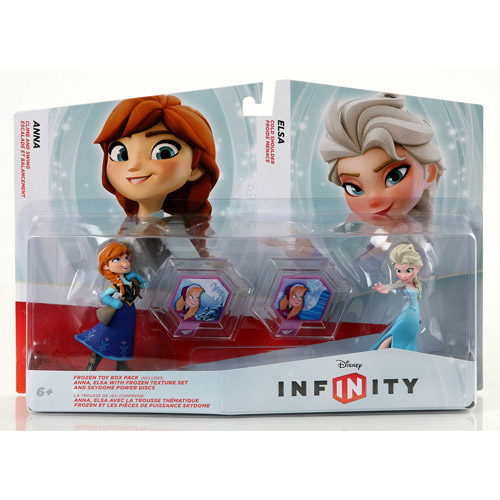 Disney Infinity Frozen Toy Box Pack (Universal)