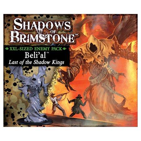 SoB: Beli'al XXL Dlx Enemy Pack Shadows of Brimstone: Board Game Flying Frog Productions FYF07DE06
