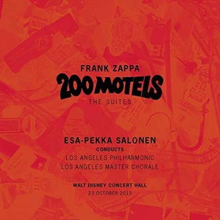 Frank Zappa: 200 Motels - the Suites (CD)