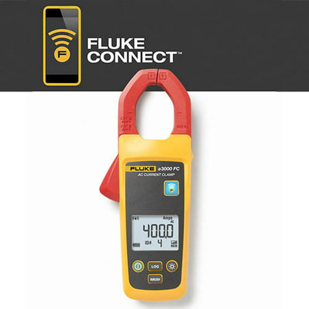 Fluke FLK-A3000 FC 400A, Wireless AC Current Clamp Module ()