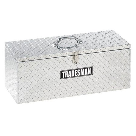 Click here for Tradesman Aluminum Handheld Tool Box - 30 in. prices