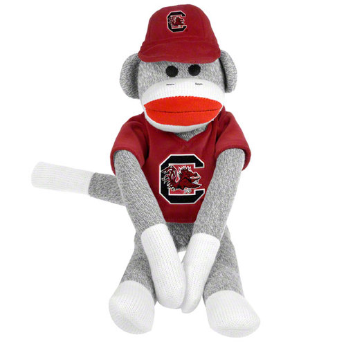 NCAA - South Carolina Gamecocks Uniform Sock Monkey