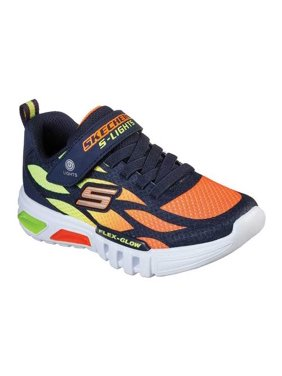 Skechers Boys Flex Glow Athletic Sneakers (Little Boys & Big Boys)