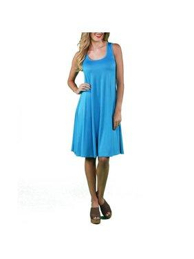 e33de0c1c28 Pink 24 7 Comfort Apparel Womens Dresses   Jumpsuits - Walmart.com