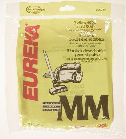 Eureka Type MM Disposable Dust Bag (Set of 4)