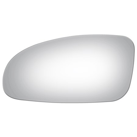 Burco 2753 Driver Side Replacement Mirror Glass for 00-05 Pontiac Bonneville 1999 Pontiac Bonneville Replacement