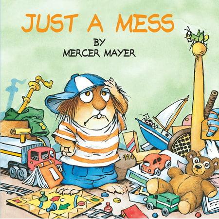 Just a Mess (Little Critter) (Little Critter Halloween)