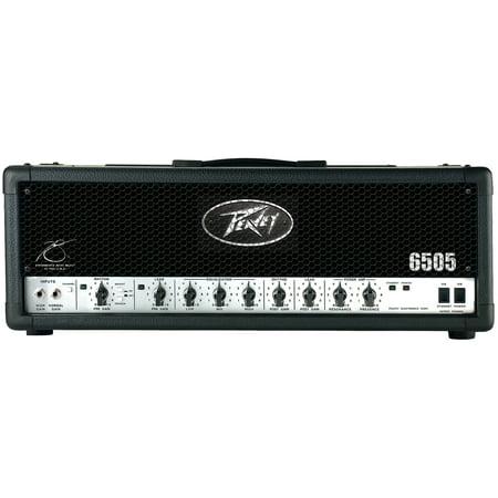 Custom Amp Head Cabinet - Peavey 6505 Electric Guitar Metal 120W Amplifier Speaker Cabinet Tube Amp Head - Factory Certified Refurbished