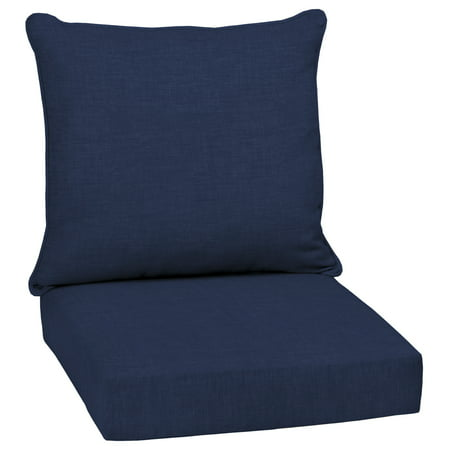 Arden Selections Sapphire Leala 46.5 x 24 in. Outdoor Deep Seat Cushion Set ()