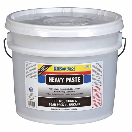 - Heavy Paste Lubricant,25 lb. KEN-TOOL 35840