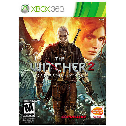 Witcher 2: Assassins Of Kings (Xbox 360) - Pre-Owned