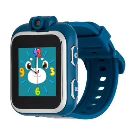 iTouch Playzoom Kids Smart Watch Navy with Blast Off Astronaut Pattern